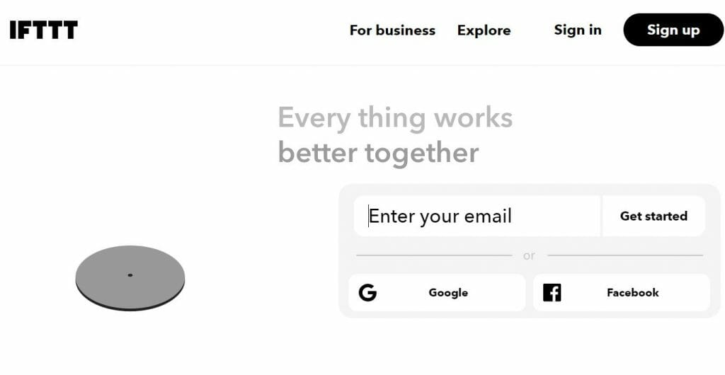 IFTTT-getting-things-done-tool