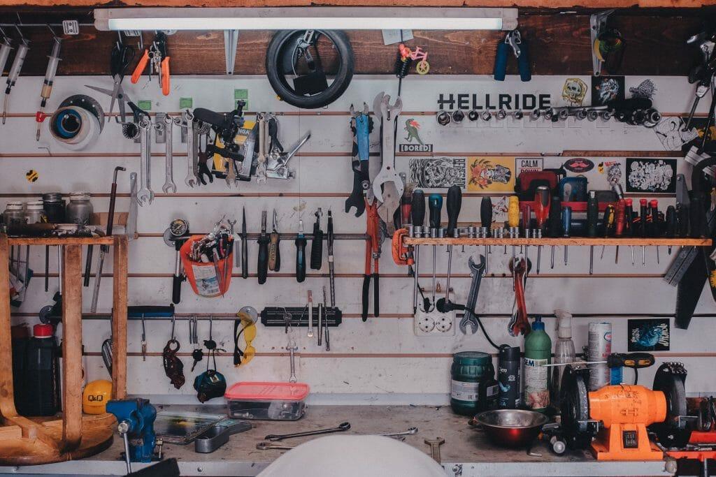 organize-garage-at-home