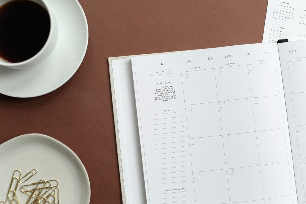 planner-with-coffee
