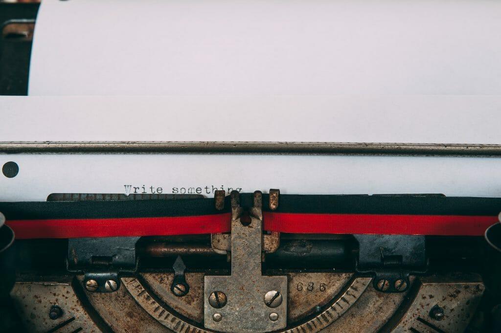 writing-essay-on-typewriter