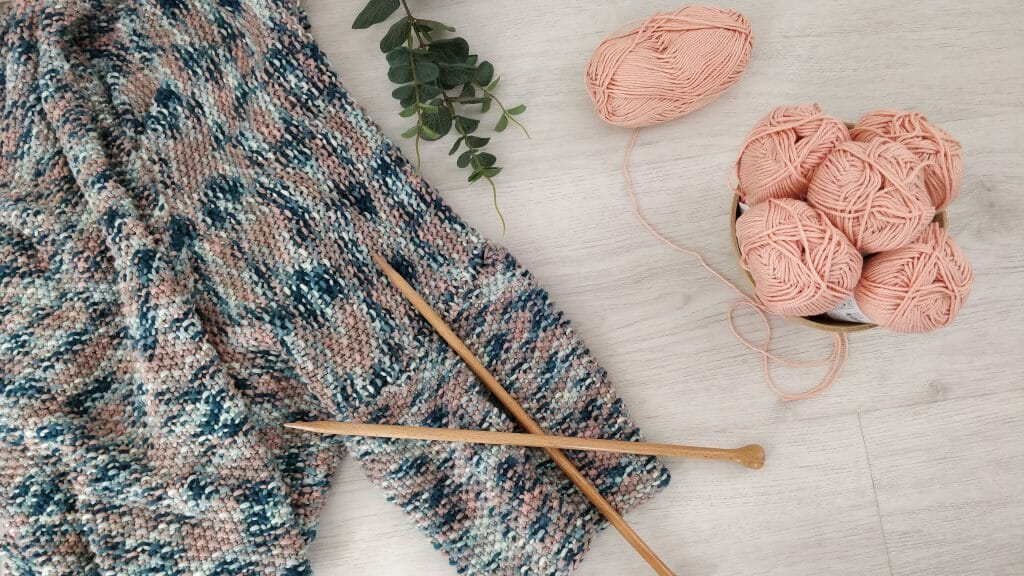 knitting as a new hobby