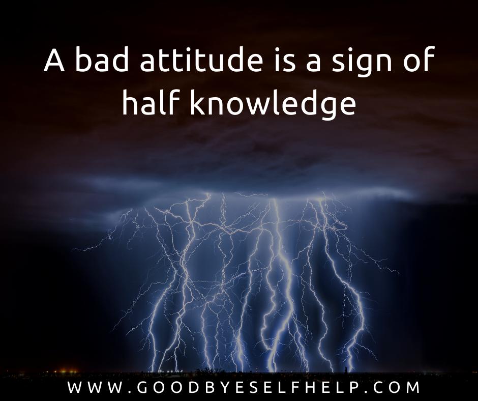 bad-attitude-quotes
