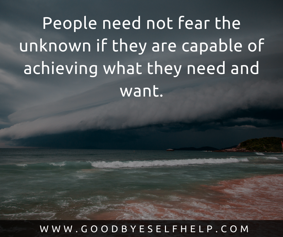 fear-of-the-unknown-quote
