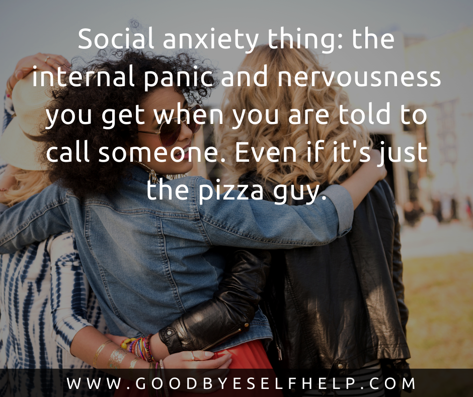social anxiety quotes